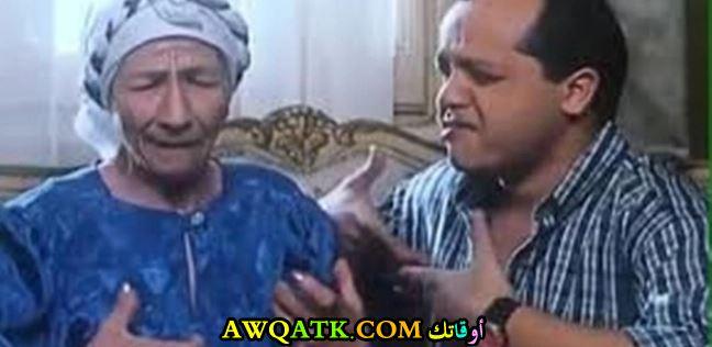 مع محمد هنيدي