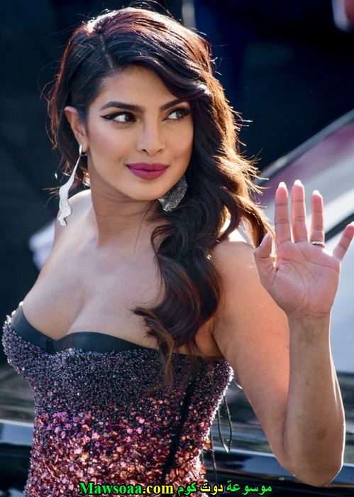 اجمل صور الممثلةالهنديةبريانكا شوبرا