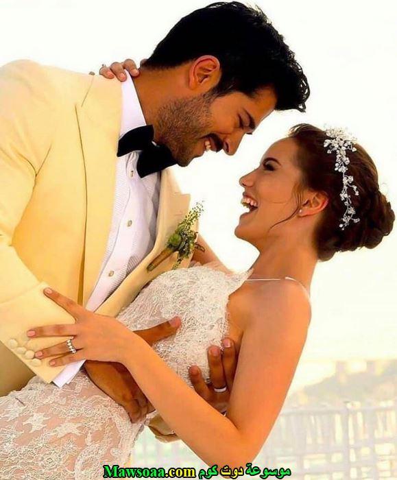 جلسة تصوير الزفاف