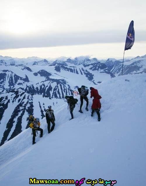 رحلة في الجليد