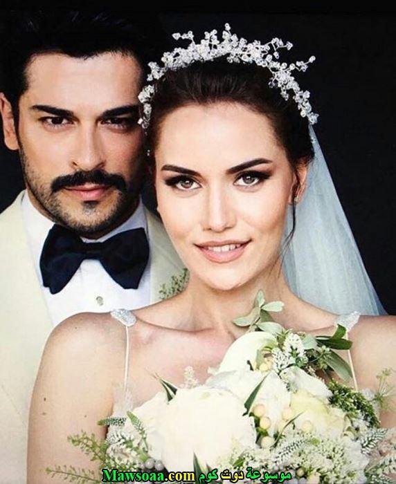 زفاف فخرية إفجان