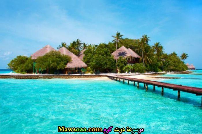 فندق في المالديف