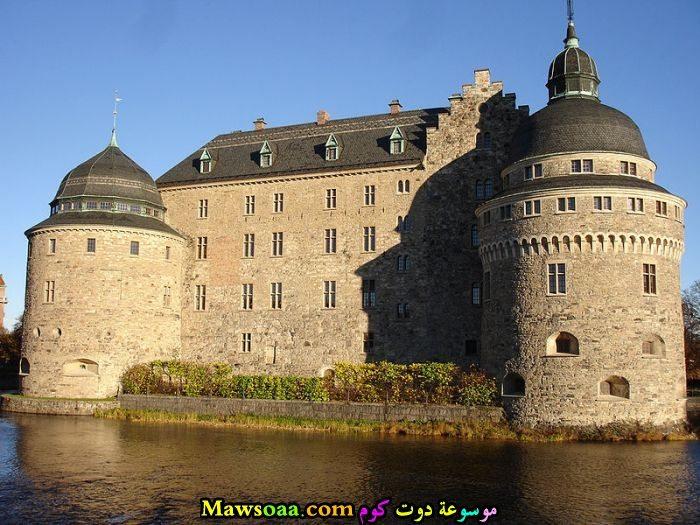 قلعة أثرية