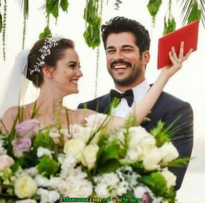 مشهد من الزفاف