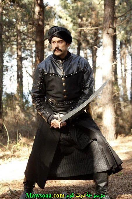 مشهد من مسلسل حريم السلطان