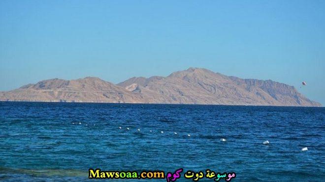 احلى منظر طبيعي للبحر الاحمر