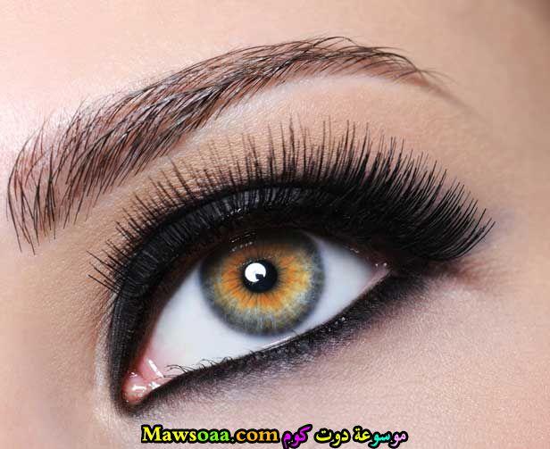 عيون كحيلة