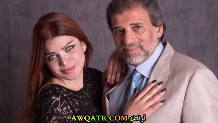 خالد يوسف ياسمين الخطيب