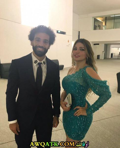 مع محمد صلاح