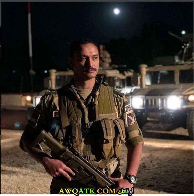 أحمد خالد صالح في الإختيار