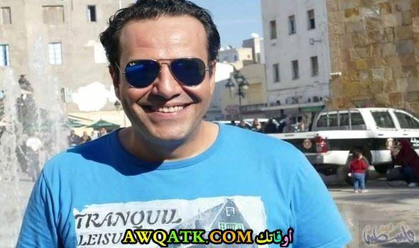 الممثل أحمد السلكاوي