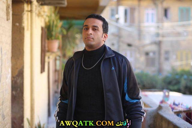 الممثل مصطفى سالم