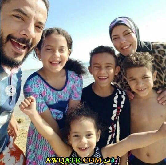 عائلة حمدي ووفاء