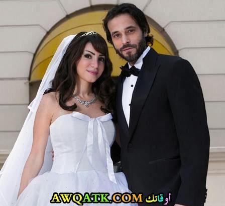 زفاف إنجي علاء ويوسف الشريف