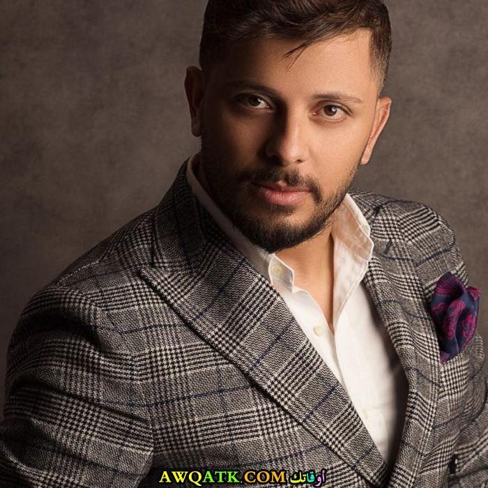 الفنان حاتم عمور