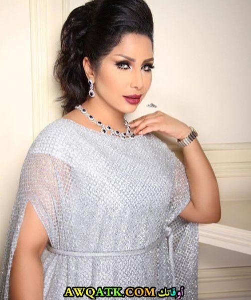 الممثلة مي البلوشي