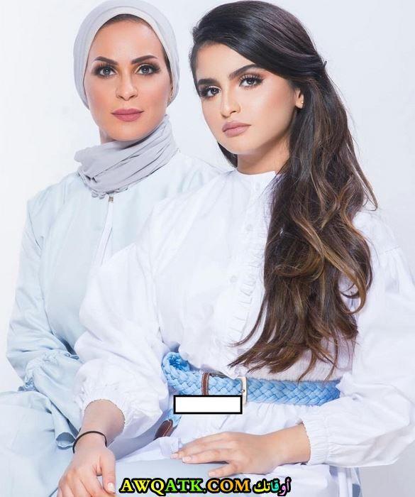 حلا الترك وأمها