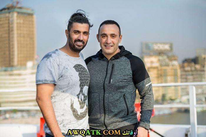 محمد سامي وأحمد السقا