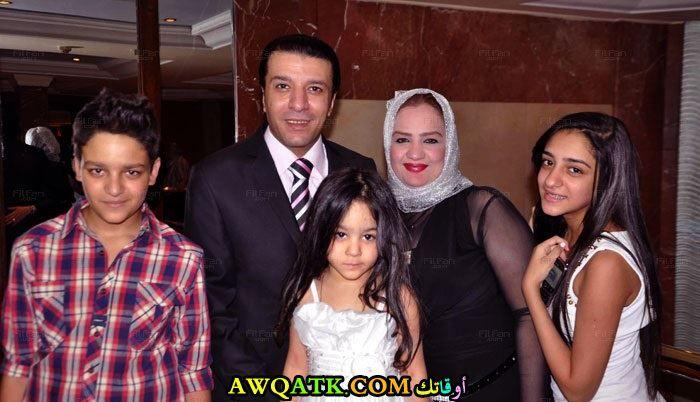 مصطفى كامل وزوجته