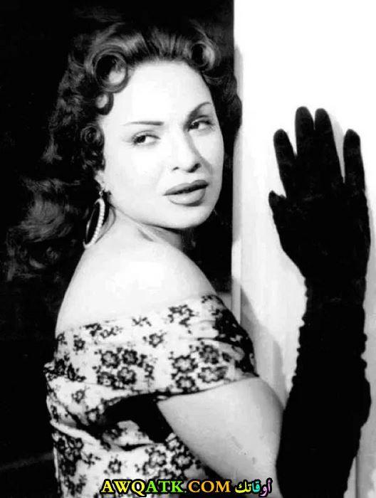 الممثلة هند رستم
