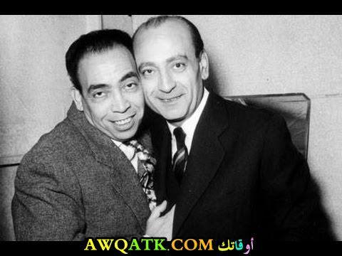 محمود المليجي واسماعيل ياسين