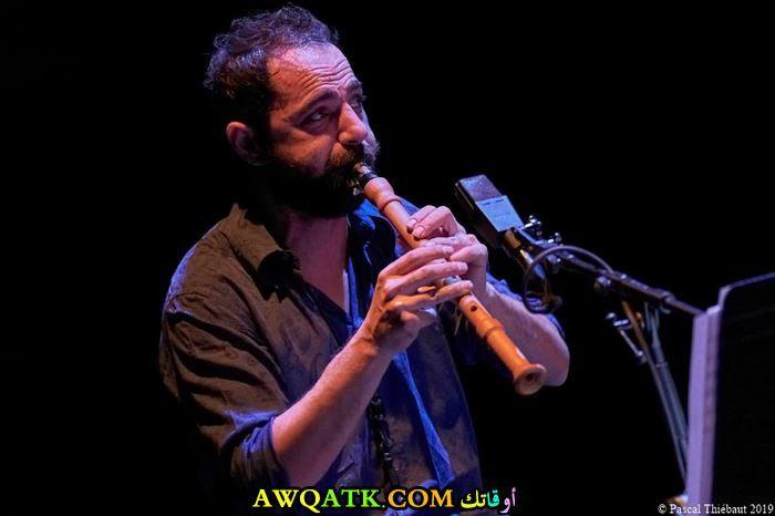 العازف السوري باسل رجوب