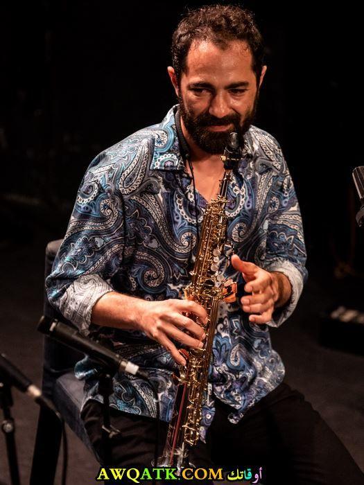 العازف باسل رجوب