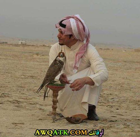 الفنان نايف الراشد