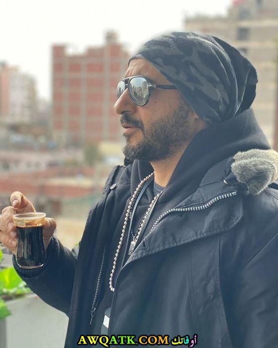 الممثل أحمد حلمي