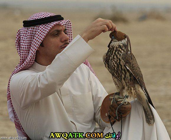 الممثل نايف الراشد