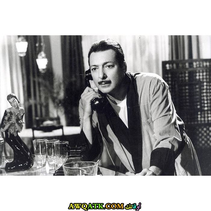 رشدي أباظة الممثل المصري