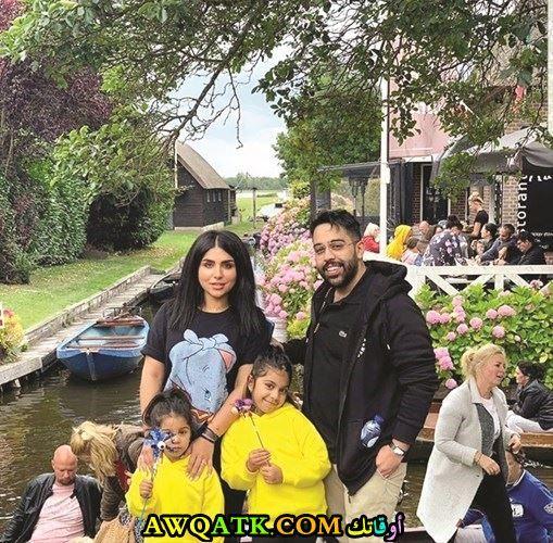 شيماء سليمان وزوجها