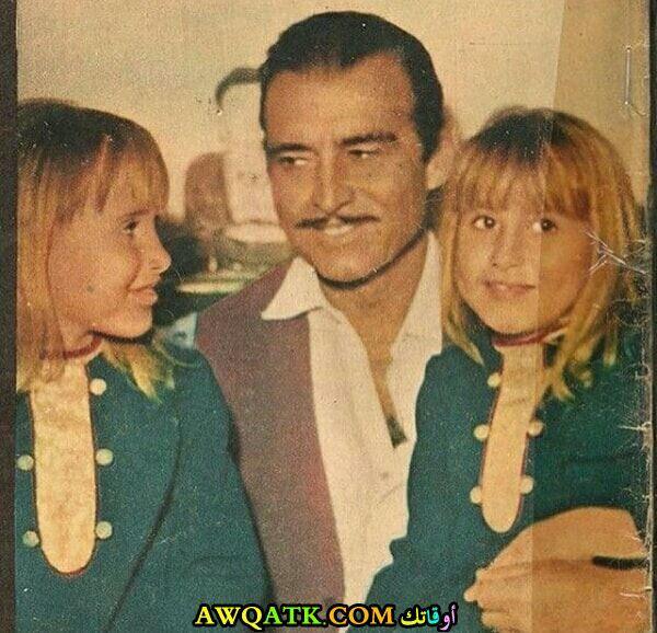 أحمد مظهر وبناته