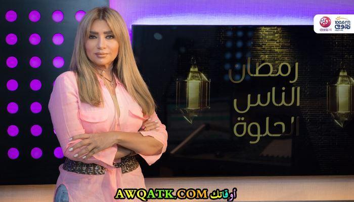 الإعلامية شافكي المنيري