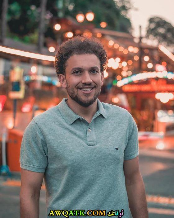 الإعلامي يوسف حسين