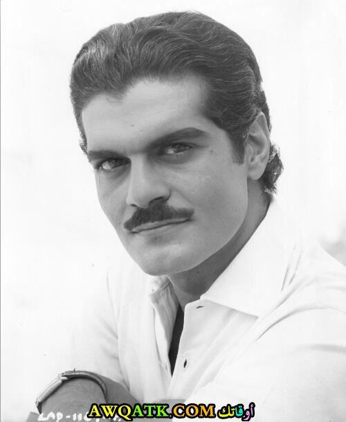 الممثل عمر الشريف