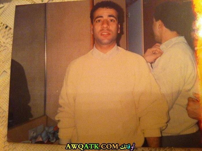 محمد سعد وهو صغير