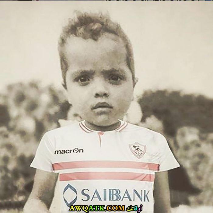 محمد هنيدي وهو صغير