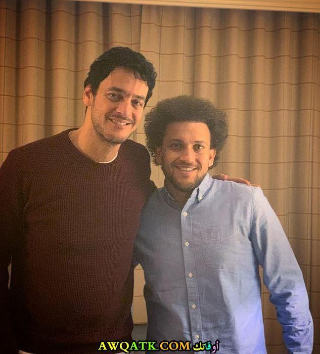 يوسف حسين وخالد أبو النجا