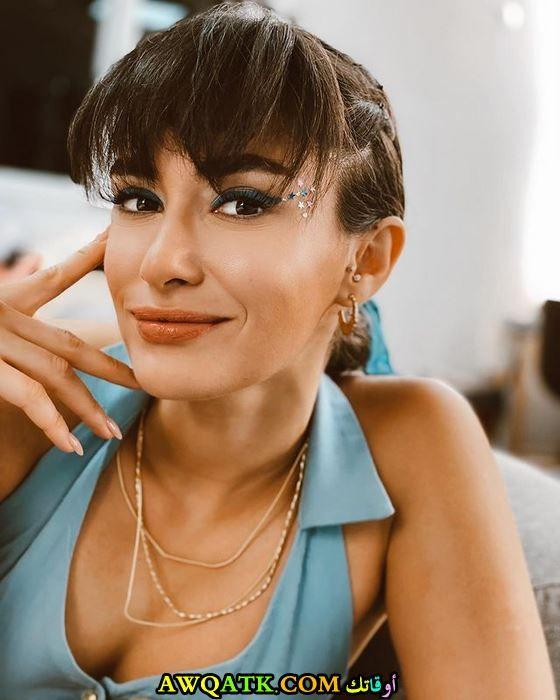 الممثلة هاندة دوغان ديمير