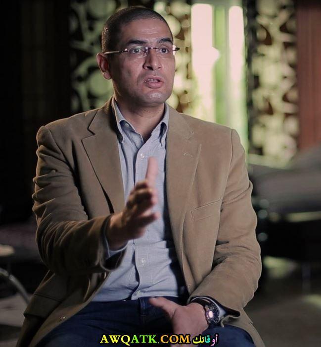 الناشط السياسي محمد أبو حامد