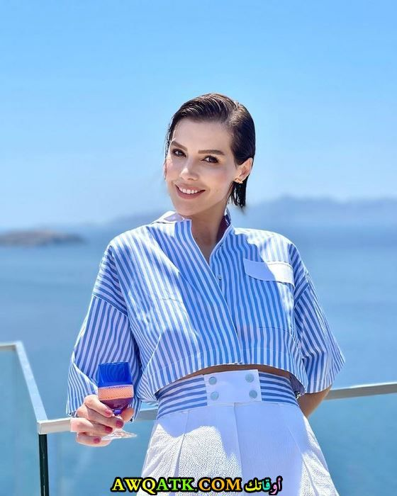 خديجة شنديل الممثلة التركية