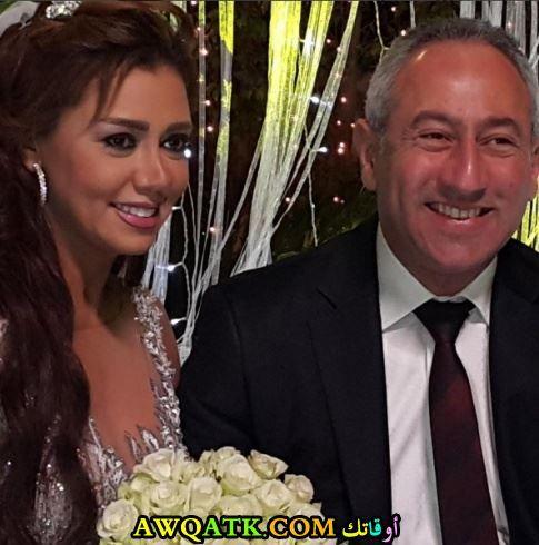 فرح طارق عزب ورانيا يوسف