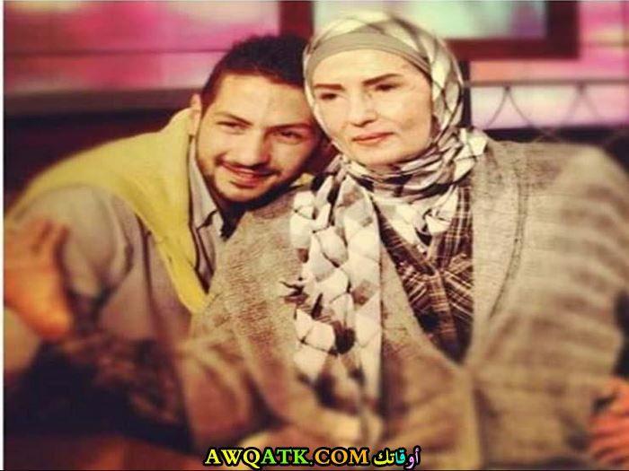 ماجدة عاصم بالحجاب